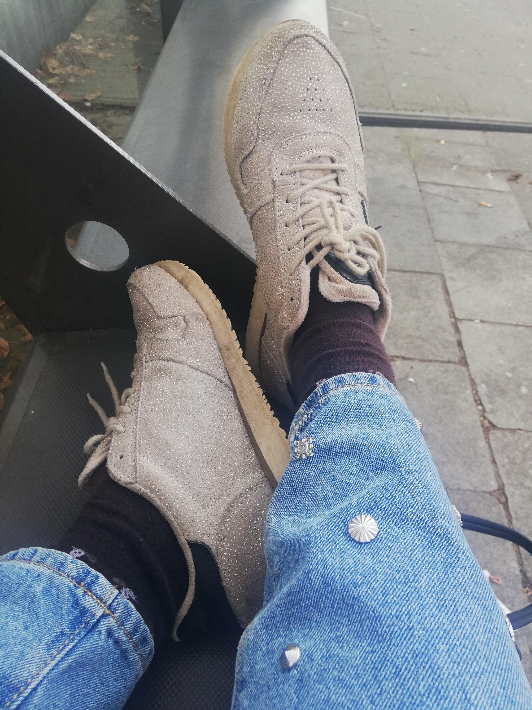woden pearl sneakers